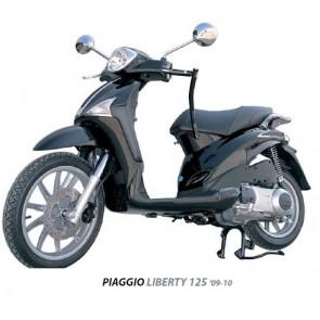 Radikal Antirobos / Stuurslot voor Piaggio Liberty