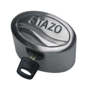 Stazo Nutlock buitenboordmotorslot - SCM goedgekeurd